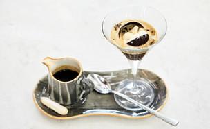קינוח אפוגטו שוקולדי (צילום: אמיר מנחם, אוכל טוב)