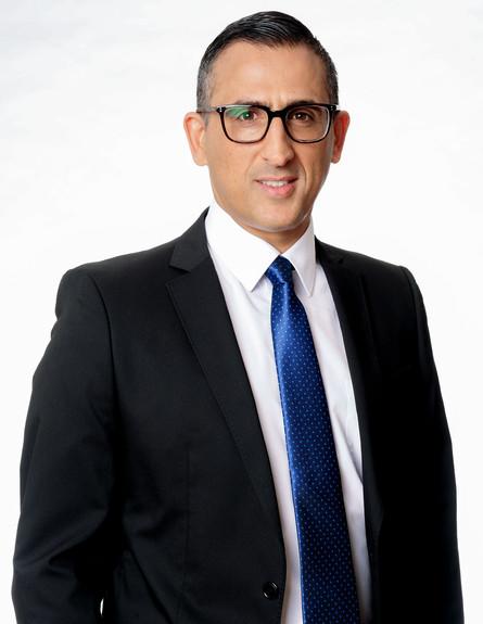 """עו""""ד אריק בן-עזרא (צילום: יחסי ציבור)"""