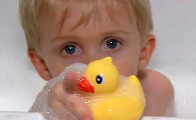 הסוד המלוכלך של ברווז האמבטיה. צפו (צילום: EAWAG - AQUATIC RESEARCH/ANDRI BRYNER)