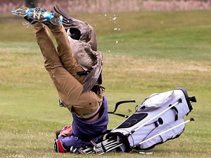 חשבתם שגולף משעמם?