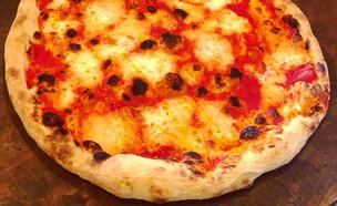 פיצה תדר  (צילום: ריטה גולדשטיין, אוכל טוב)