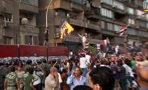 """בנימין נתניהו: """"אם לא נצליח, הם הולכים למות"""" (צילום: מתוך """"נצורים בקהיר"""" , שידורי קשת)"""