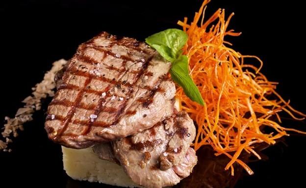 פילה בקר, הדרל'ה (צילום: מסעדת הדרל'ה, יחסי ציבור)