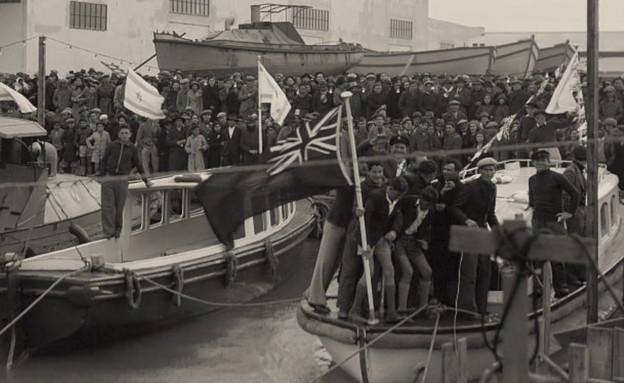 שיכון ובינוי מציגה - נמל תל אביב (צילום: סולל בונה)