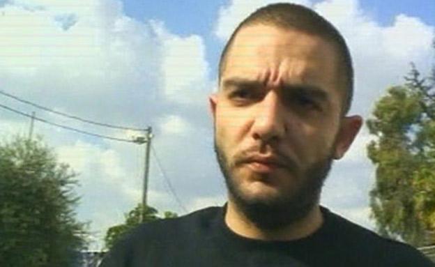 הורשע ברצח מאבטח, קורסונסקי (צילום: חדשות 2)