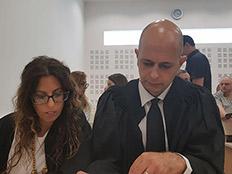 עורכי הדין אלון טנקג'י וחגית זכאי-סלע