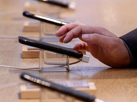 סמארטפון, טלפון, סלולרי (צילום: חדשות 2)