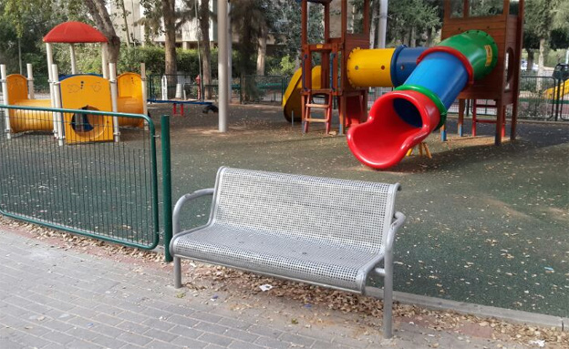 מגרש משחקים, ארכיון (צילום: מיכה שמילוביץ')