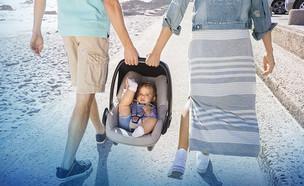 מושב בטיחות לתינוק (צילום: מקסי קוזי)