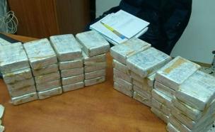 בעזרת סוכן: 43 סוחרי סמים נעצרו (צילום: יחידת דובר המשטרה מחוז דרום מרחב נגב)