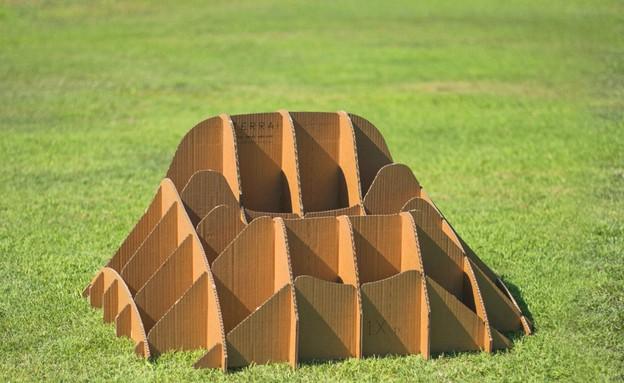 כיסא דשא (צילום: http://nucleo.to)