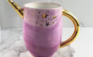 כוס חד קרן (צילום: ModernMud)