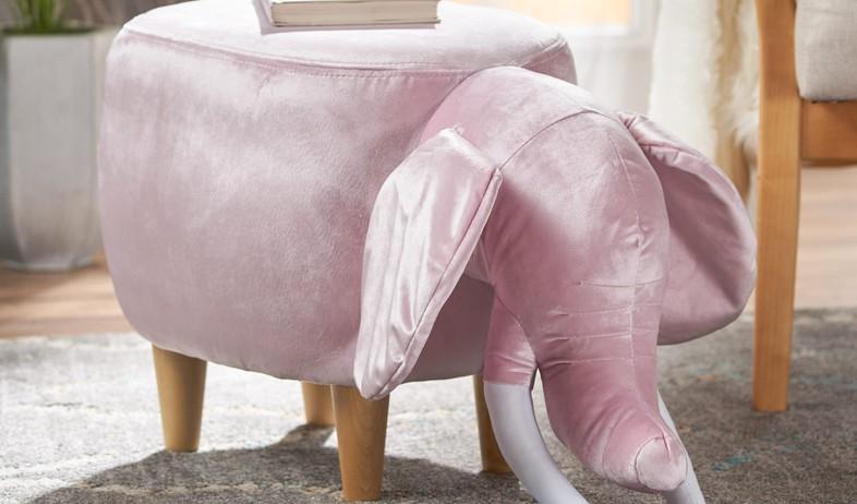 הדום פיל ורוד (צילום: overstock.com)