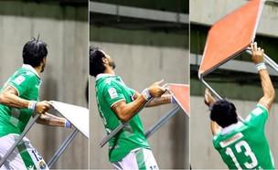 סבסטיאן אבראו (צילום: ציום מסך מתוך: infobae.com)