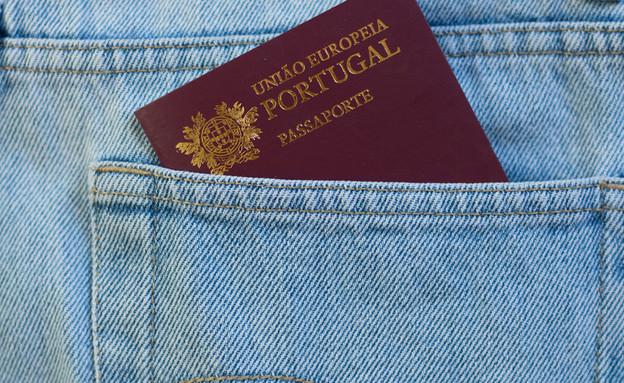 דרכון פורטוגלי (צילום: By Dafna A.meron)
