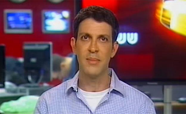 """""""צייד הפדופילים"""", אבי דוביצקי (צילום: חדשות 2)"""
