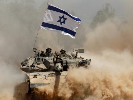 טנק ישראלי בפעולה צבאית, ארכיון