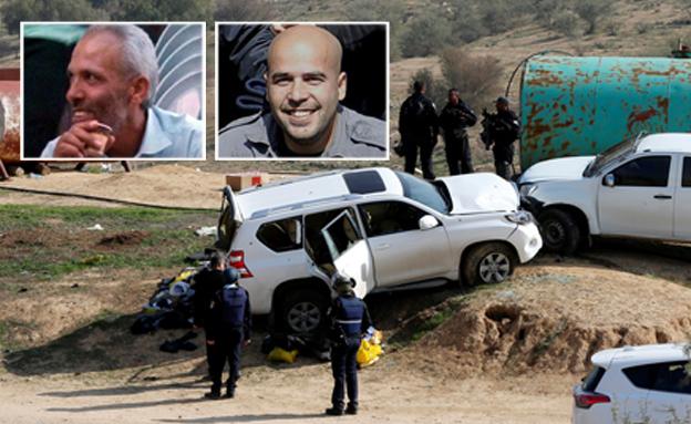 שני ההרוגים באירוע (צילום: באדיבות המשפחות, רויטרס)