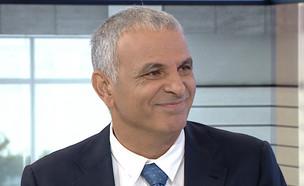 """שר האוצר משה כחלון בראיון מיוחד (צילום: מתוך """"חדשות הבוקר"""" , קשת 12)"""