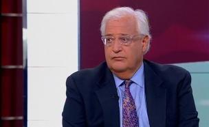 """שגריר ארה""""ב בישראל, דייויד פרידמן (צילום: חדשות 2)"""