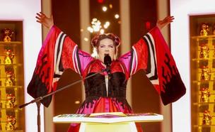 נטע ברזילי (צילום:  eurovision.tv)