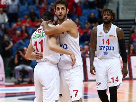 ניצחון ענק להפועל ירושלים (מנהלת הליגה) (צילום: ספורט 5)