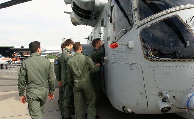 חיל האוויר הגרמני (צילום: שי לוי)