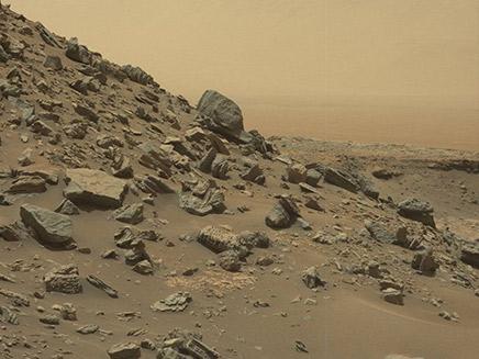 """כמה שונה מאדים מכדור הארץ? (צילום: נאס""""א)"""