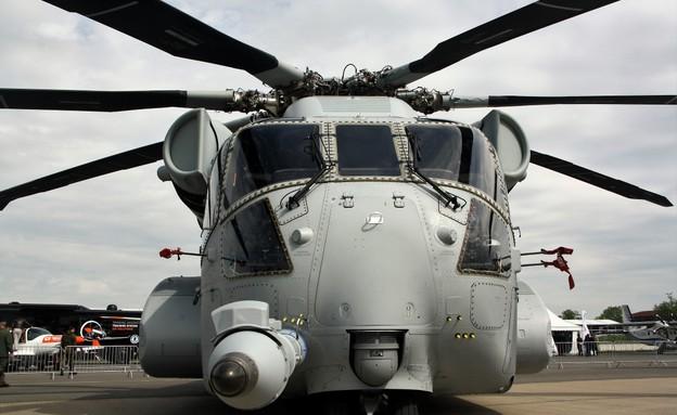 CH-53K (צילום: שי לוי)