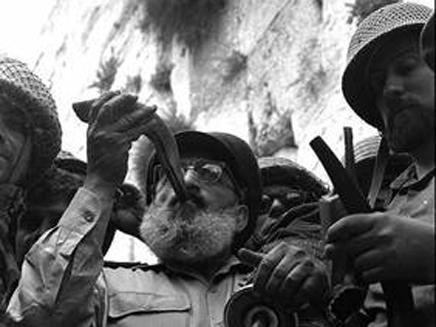 הרב גורן במלחמת ששת הימים