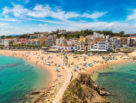 Blanes (צילום: S-F, shutterstock)