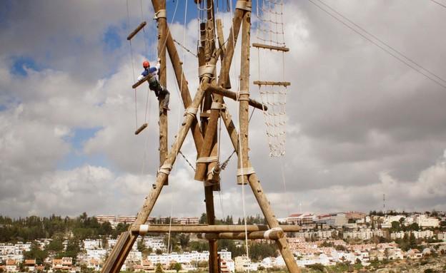 האטרקציה הכי שווה באריאל (צילום: יחצ)