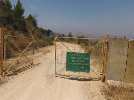 הגבול עם לבנון, ארכיון (צילום: חדשות 2)