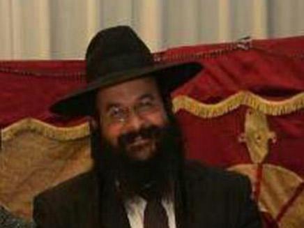 הרב רזיאל שבח שנרצח בפיגוע בשומרון