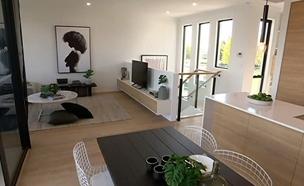 דיור בר השגה באוסטרליה (צילום: AP)
