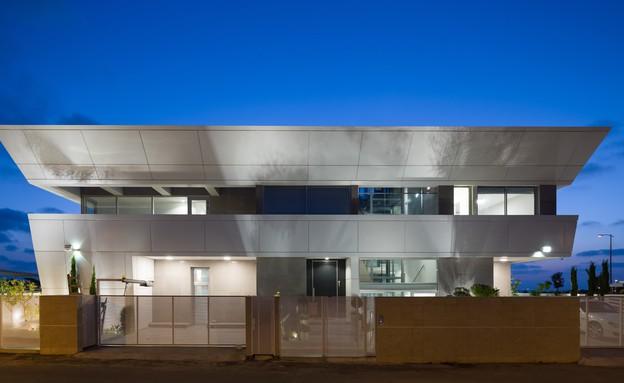 בית באשדוד, זהבי ד.א. אדריכלים, חוץ (2) (צילום: שי אפשטיין)