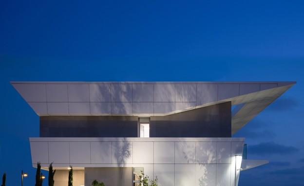בית באשדוד, זהבי ד.א. אדריכלים, חוץ (5) (צילום: שי אפשטיין)
