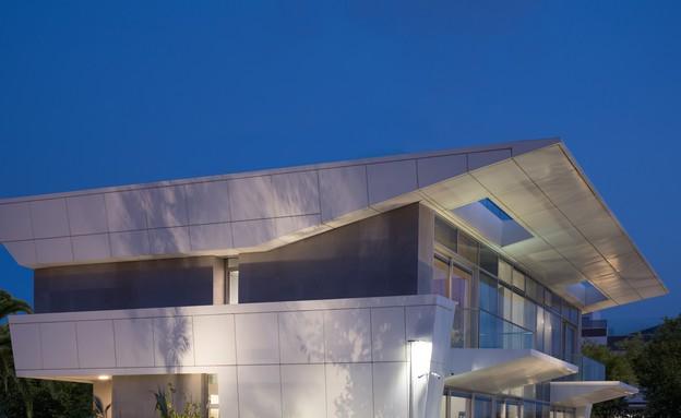 בית באשדוד, זהבי ד.א. אדריכלים, חוץ (6) (צילום: שי אפשטיין)