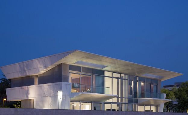 בית באשדוד, זהבי ד.א. אדריכלים, חוץ (7) (צילום: שי אפשטיין)