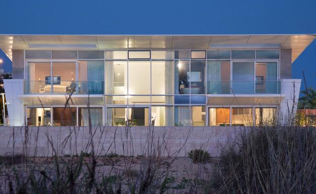 בית באשדוד, זהבי ד.א. אדריכלים, חוץ (8) (צילום: שי אפשטיין)