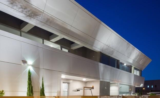 בית באשדוד, זהבי ד.א. אדריכלים, חוץ (9) (צילום: שי אפשטיין)