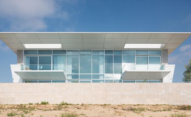 בית באשדוד, זהבי ד.א. אדריכלים, חוץ (17) (צילום: שי אפשטיין)