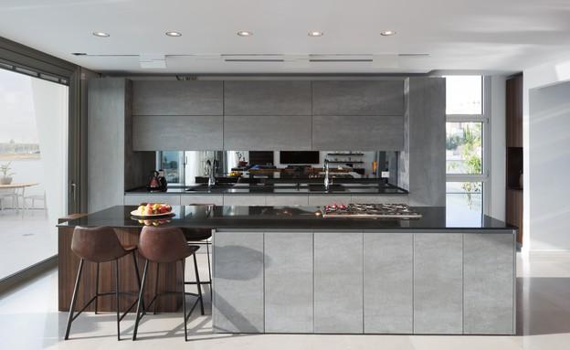 בית באשדוד, זהבי ד.א. אדריכלים, מטבח (27) (צילום: שי אפשטיין)