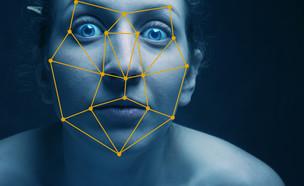 זיהוי פנים  (עיבוד: By Dafna A.meron, shutterstock)