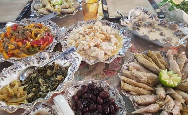 אירוח דרוזי (צילום: דנה גוטרזון)