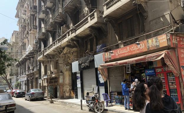 טיול בקהיר והסביבה (צילום: אילייה ליבין ומורן מגנאג'י)