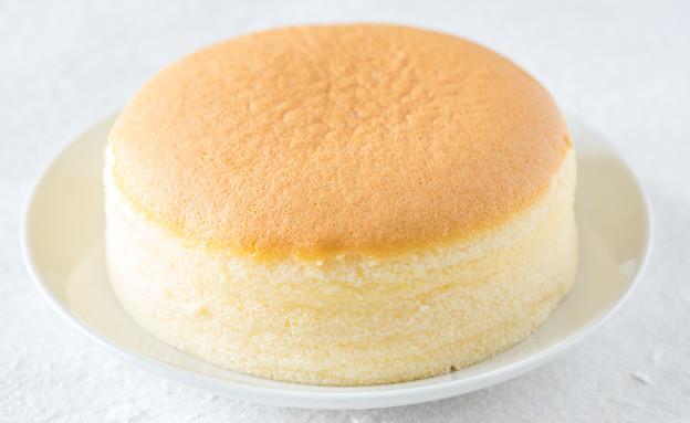 עוגת גבינה יפנית (צילום: BTPhoto, Shutterstock)