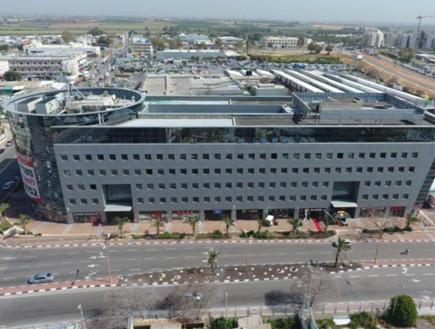פרויקט MyOffice בחיפה