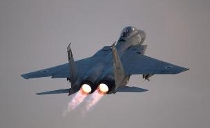 תוקפים בסוריה? מטוסי חיל האוויר (ארכיון) (צילום: AP)