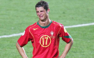 כריסטיאנו רונאלדו פורטוגל (צילום: Laurence Griffiths/Getty Images)